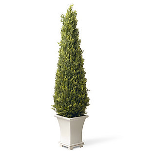 National Tree Company Upright Juniper Tree, , large