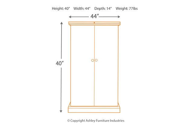 Fold Away Bar, , large