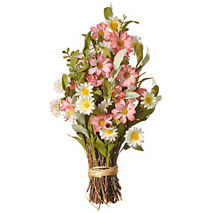 National Tree Company Spring Flowers Bouquet, , large