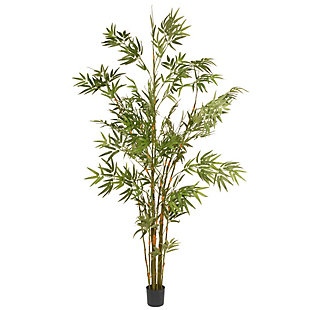 National Tree Company Ft. Potted Japanese Bamboo Tree, , large