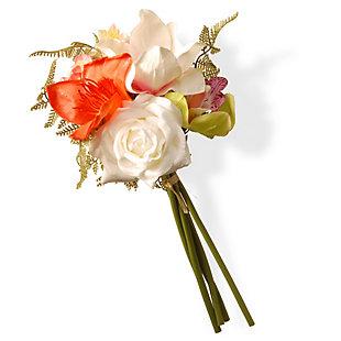 National Tree Company White Rose Bundle, , large