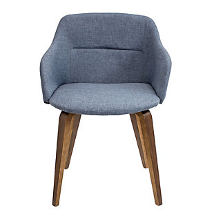 Campania Accent Chair, Blue, rollover
