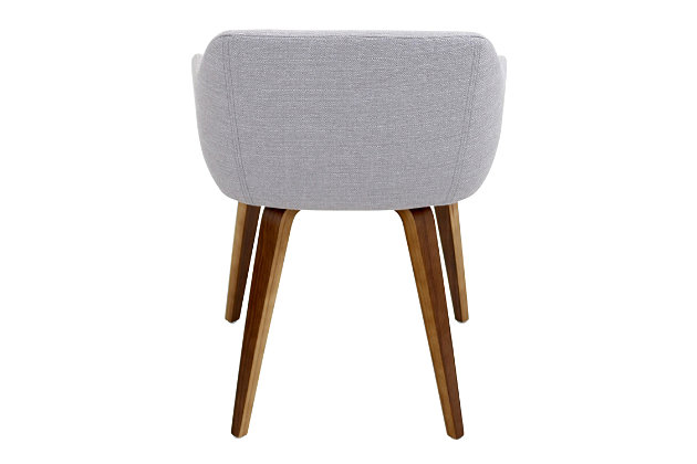 Campania Accent Chair, Gray, large