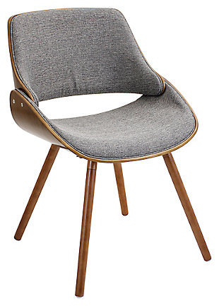 Fabrizzi Dining Chair, Gray, large