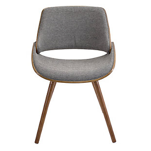 Fabrizzi Dining Chair, Gray, rollover