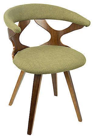 Gardenia Accent Chair, Green, large