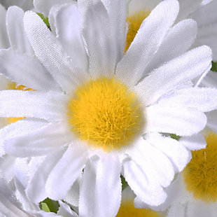 National Tree Company White Mini Daisies Bundle, , large
