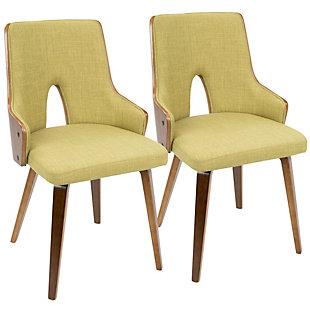 LumiSource Stella Chair (Set Of 2), , rollover