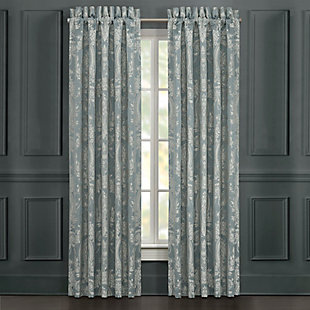 "J. Queen New York New York Nicolette 84"" Window Panel Pair, , large"