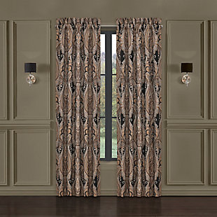 "J. Queen New York New York Lauretta 84"" Window Panel Pair, , large"