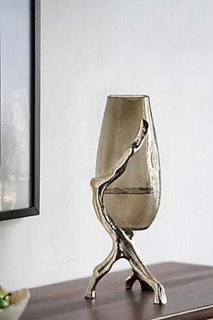 Gold Modern Vase, , rollover