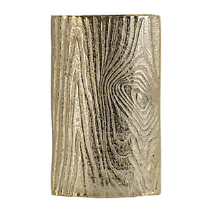 Aluminum Timber Eye Small Vase, , large