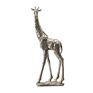 Standing Giraffe Decorative Statue, , large