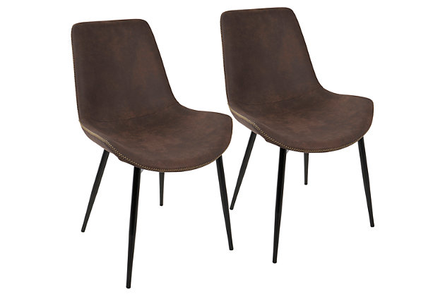 Duke Dining Chair (Set of 2), , large