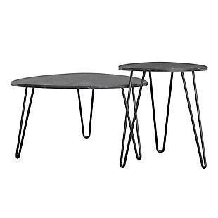 Novogratz Athena Nesting Tables (Set of 2), , large