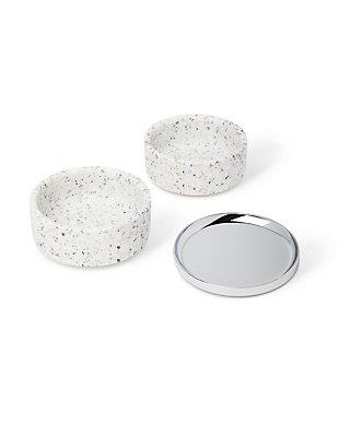 Umbra Tesora Gray Jewelry Box, , large