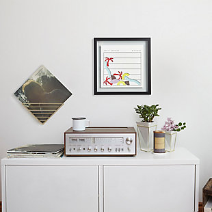 Umbra Record Cover Wall Frame, , rollover