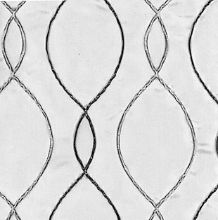 "Smithson 96"" Rod Pocket Panel, Silver, large"