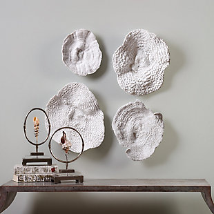 Uttermost Sea Coral Wall Art Set of 4, , rollover