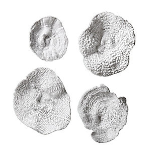 Uttermost Sea Coral Wall Art Set of 4, , large