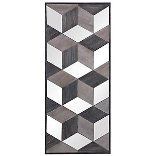 Uttermost Ambie Mirrored Wall Decor, , large