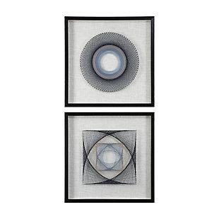 Uttermost String Duet Geometric Art Set of 2, , large
