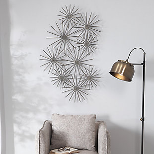 Uttermost Nixie Metal Wall Decor, , rollover