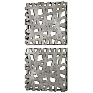 Uttermost Alita Squares Wall Art Set of 2, , large