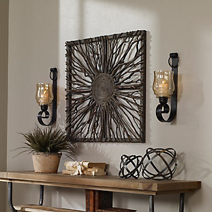 Uttermost Joselyn Small Wall Sconces, Set of 2, , rollover