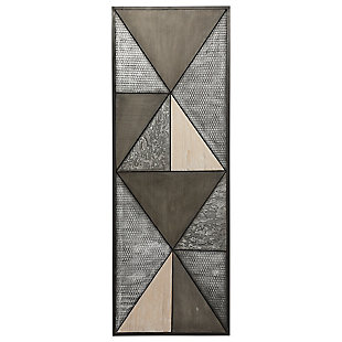 Uttermost Tribeca Modern Wall Panel, , large