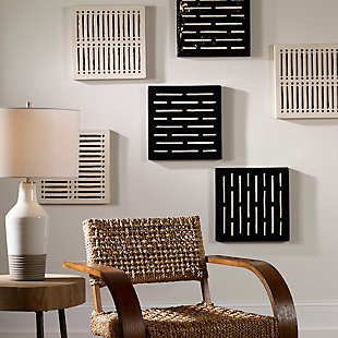 Uttermost Domino Effect Modern Wall Decor, Set of 2, , rollover