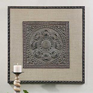 Uttermost Filandari Stamped Metal Wall Art, , rollover