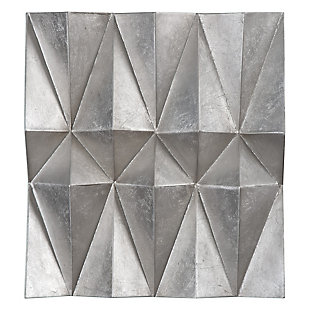 Uttermost Maxton Multi-Faceted Panels Set of 3, , large
