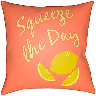 "Surya Summer 18"" x 18"" x 5"" Pillow, , large"