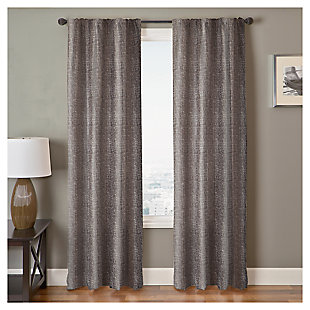 "Morena Texture 96"" Rod Pocket Panel, , large"