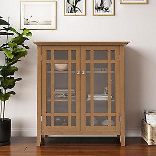 "Simpli Home Bedford 39"" Storage Cabinet, , rollover"