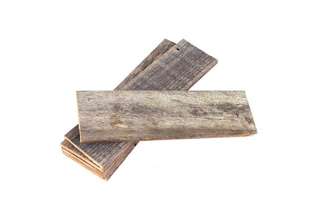 "Farmhouse Farmhouse 48"" Thin Barnwood Plank Panels, Pack of 6, , large"