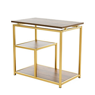 Creative Co-Op Multi-Tiered Side Table, , rollover