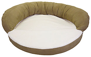 Ortho Small Sleeper Bolster Bed, , large