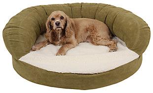 Ortho Small Sleeper Bolster Bed, , rollover