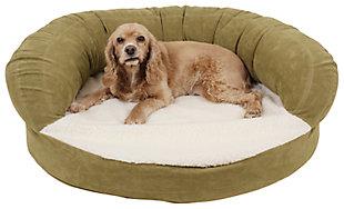 Ortho Medium Sleeper Bolster Bed, , rollover
