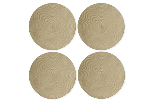 Round Placemat (Set of 4), , large