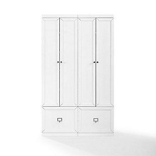 Crosley Harper 2-Piece Entryway Set, , large