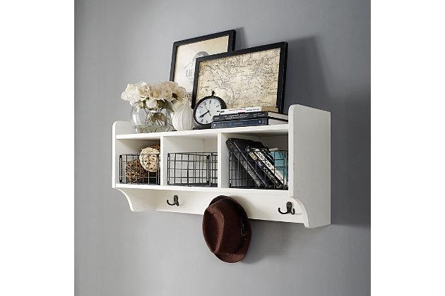 Crosley Fremont Fremont Entryway Shelf, , large