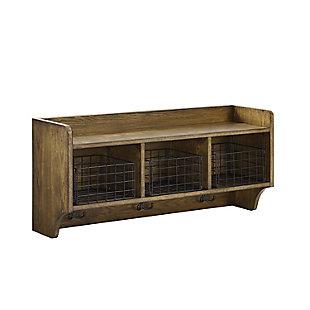 Crosley Fremont Entryway Shelf, , large