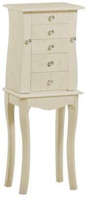 Linon Bailey Jewelry Armoire Ashley Furniture HomeStore
