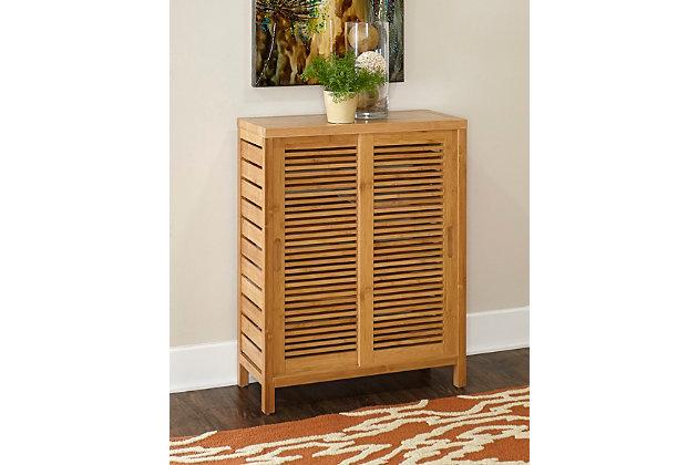 Bracken Two Door Floor Cabinet, , large