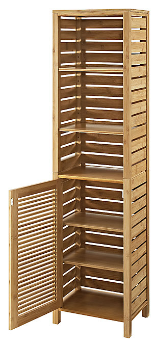 Bracken Tall Cabinet, , large