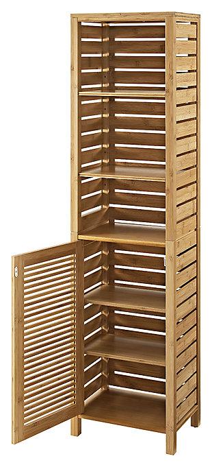 Bracken Tall Cabinet, , large