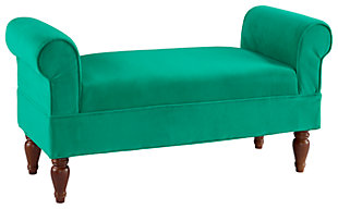 Lola Bench, Green, large